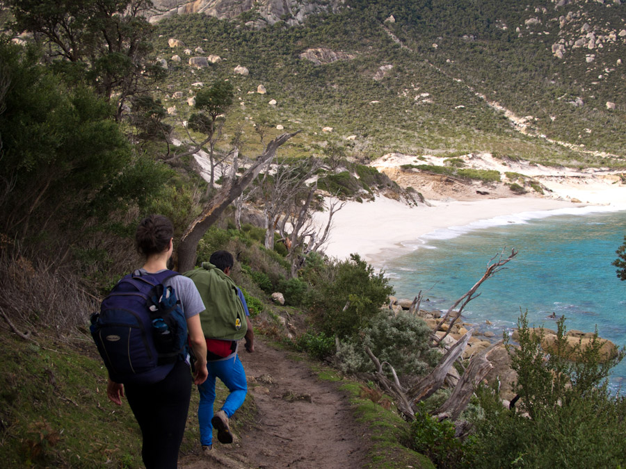 hiking-camping-little-oberon-bay